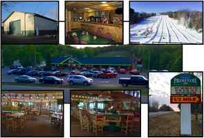 Primetime Restaurant/Bar & Tubing Hill For Sale