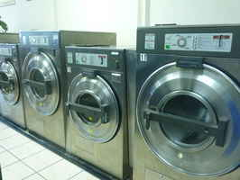 Absentee $61K Net at Coin/Commercial Laundry Combo