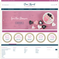 OneHeartWeddingBoutique.com - Internet Business