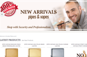 Smoker, Cigar, lighter supply website, high margin