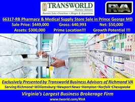 66317-RB Local Retail Pharmacy & Medical Supply