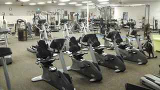 Independent Fitness Center with Solid Membership