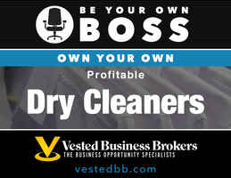 Laundromat & Drop off Dry Cleaner-28942