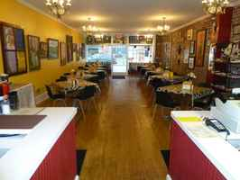 Award Winning Cafe for Sale in Chatham VA -
