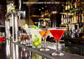 Restaurant and Theater/5Bar Lounge in Doral