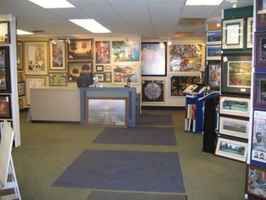 Beautiful & Profitable Framing Shop & Art Gallery