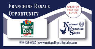 First Time Buyer take notice: Round Table Pizza
