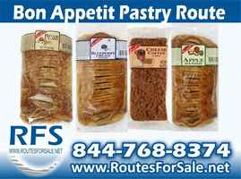 Bon Appetit Pastry Route, Pittston
