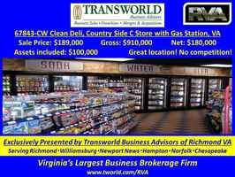 67843-CW Clean Deli, Country Side C Store with Gas