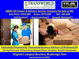 courier-and-delivery-service-bethesda-maryland
