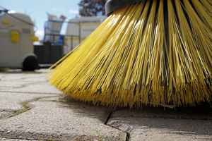 Commercial Cleaning-Sweeping Business