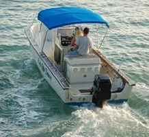 Boat Rental with two locations