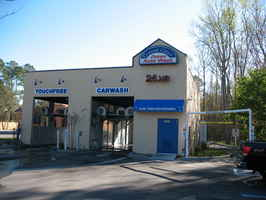 24 Hour Touchfree Automatic Carwash