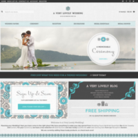 AVeryLovelyWedding.com - Work From Home Business