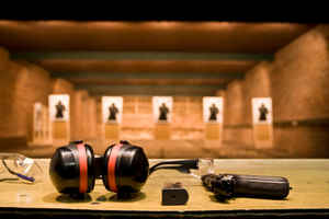Turnkey Gun Store with Indoor Range for Sale
