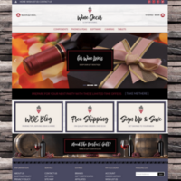 WineDecorAndEntertaining.com - Business in a Box