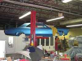 Auto Frame and Body Shop with 50 Years of Service