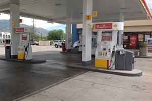 Shell Gas Station-C-Store & Dairy Queen In Escrow