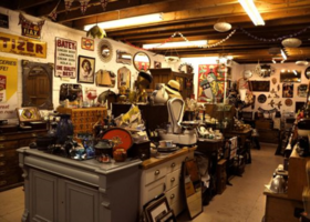 High Profit Vintage Retail Shop Available