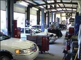 SBA Lending Approved - Auto Service Shop
