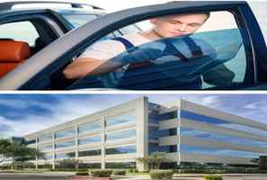 Commercial and Automotive Glass Tinting Business
