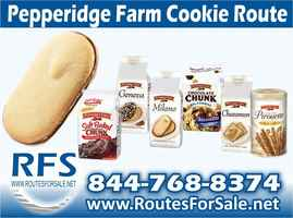 Pepperidge Farm Cookie Route, Cleveland