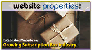Est Website in Growing Subscription Box Industry