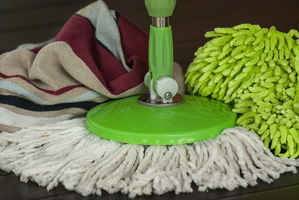 Natural Cleaning With Strong Support
