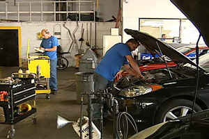 Established Auto Repair w/ Major Corp. Fleet Accts