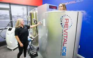 Absentee Cryotherapy Flotation Health &  Wellness