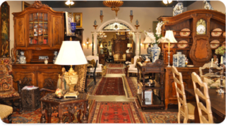 Established Huge Antique Store with RE Available!