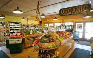 Retail Organic and Natural Food Store