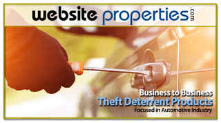 B2B Theft Deterrent Products Focused in Automotive