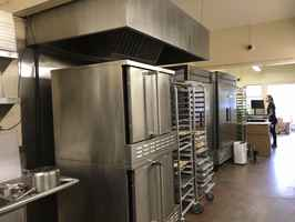 Burbank Commercial Kitchen with Equipment