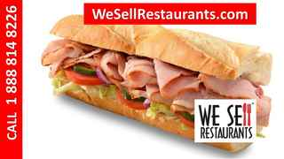 Sandwich Franchise for Sale in Alabama