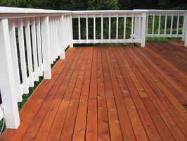 Profitable Deck Refinishing Business for Sale