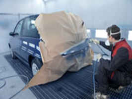 Auto Body Collision Repair/Painting