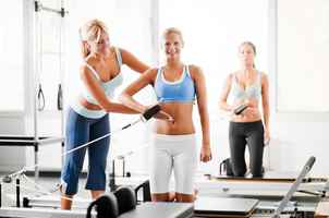 Orange County South Coastal Pilates Studio