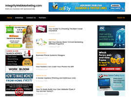 Profitable Business Directory with High Traffic