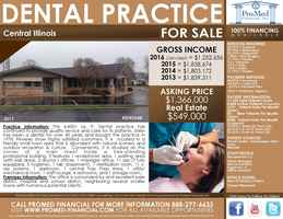 Central Illinois Dentistry Practice For Sale