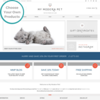 MyModernPet.com - Work From Anywhere Business