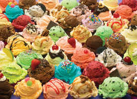 Popular Ice Cream Shop in Waterford Lakes Orlando
