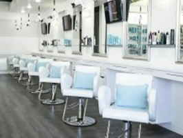 Modern Blow Dry Bar Salon Reduced for Quick Sale