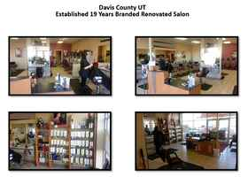 Busiest Profitable Branded Salon in Market!
