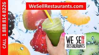 Smoothie Franchise for Sale in Huntsville Market