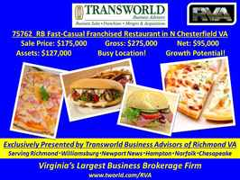 75762_RB Fast-Casual Franchised Restaurant