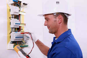 Electrical Contractor - Real Estate Included