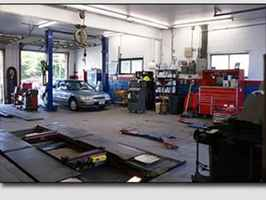 Remodeled Franchise Automotive Center