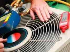 HVAC Heating & Air Conditioning w/Real Estate