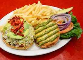 Busy Hamburger Shop - Reduced Price